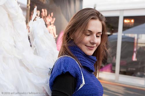 Becoming a Victoria's Secret angel, Toronto