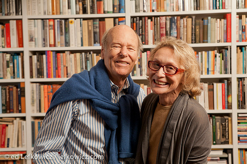 Laurent de Brunhoff and Phyllis Rose