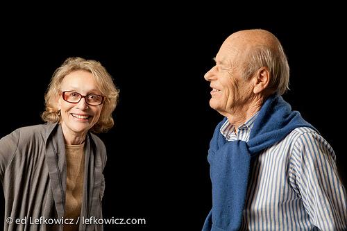 Laurent de Brunhoff and Phyllis Rose