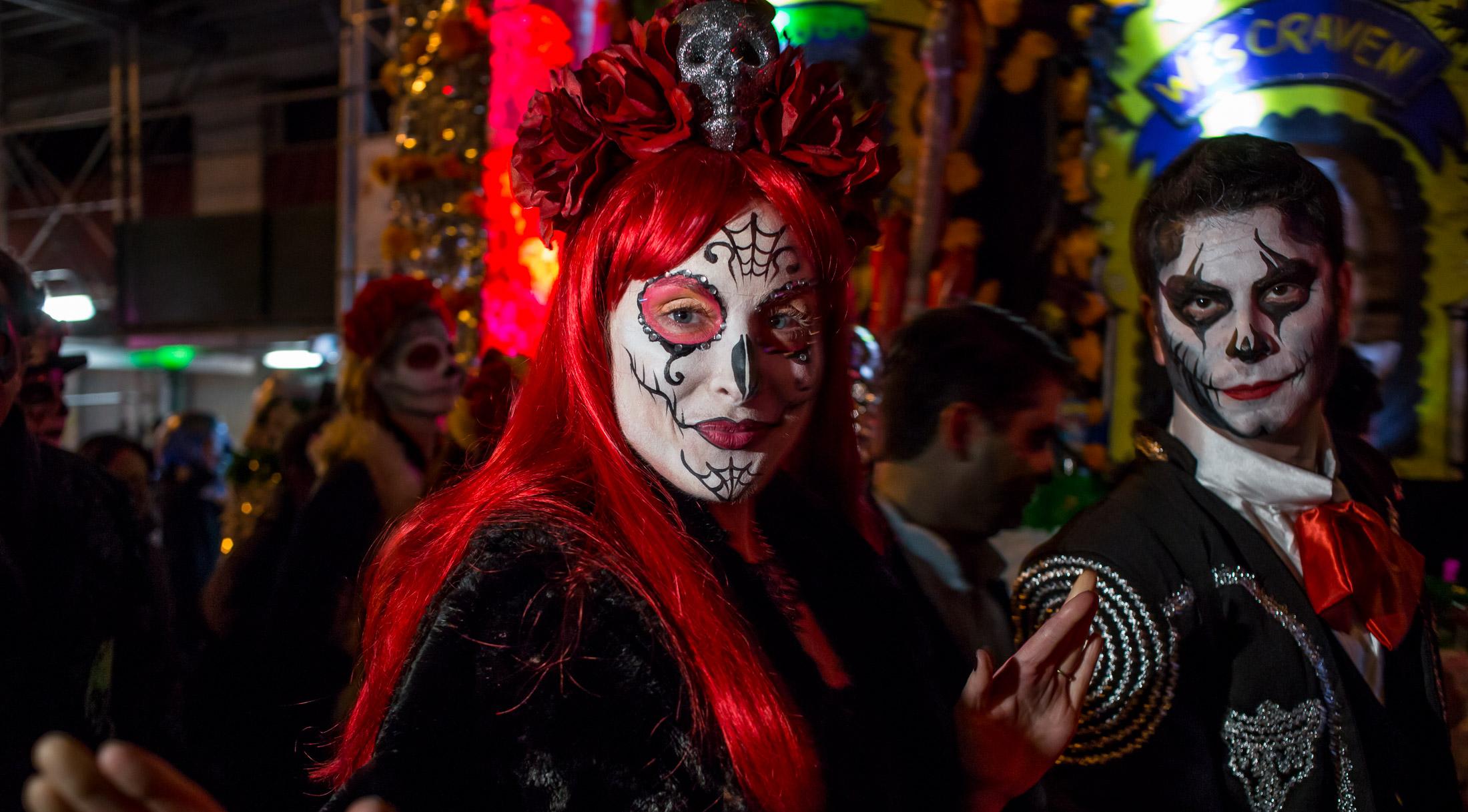 New York's Greenwich Village Halloween Parade