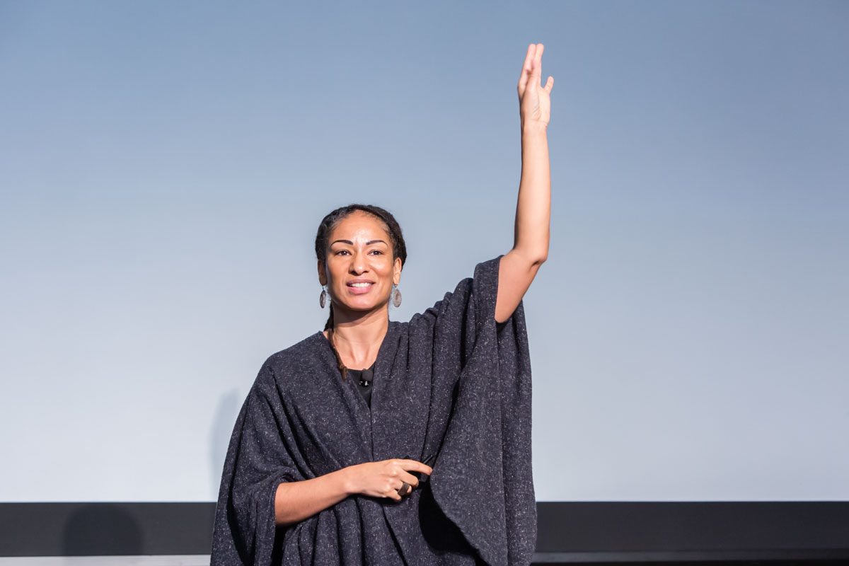 Ruha Benjamin, for the Toigo Foundation