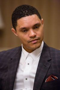 Trevor Noah, for the Toigo Foundation