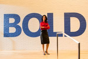 Soni Basi, Vice President, Global Talent at Allergan. Photographed for Chief Learning Officer magazine.